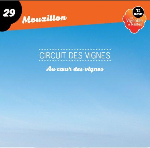 Fiche circuit les vignes à Mouzillon