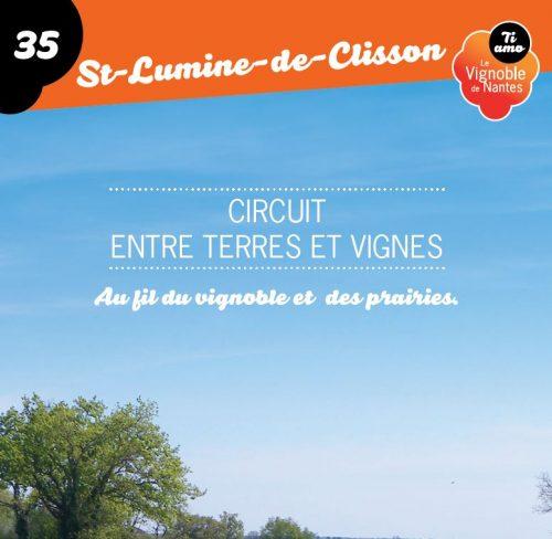 Fiche circuit entre terres et vignes à St-Lumine de Clisson