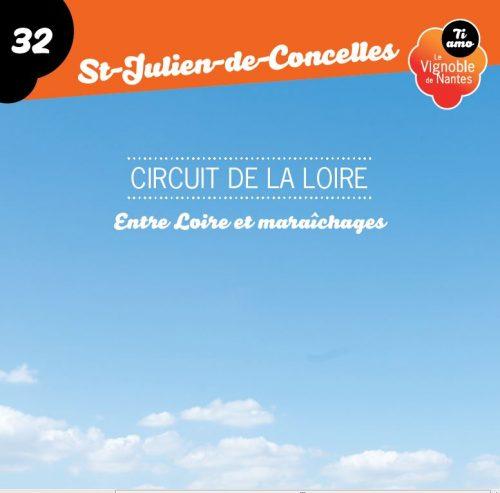 Fiche circuit la Loire à St Julien de Concelles