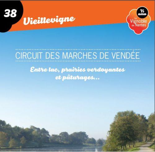 Fiche circuit les marches de Vendée