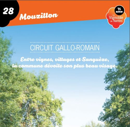 Fiche circuit Gallo-Romain à Mouzillon