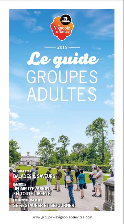 Brochures office de tourisme du vignoble de nantes - Office du tourisme de nantes telephone ...