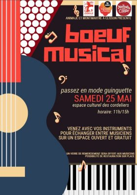 boeuf musicla animaje montmartre a clisson 2019