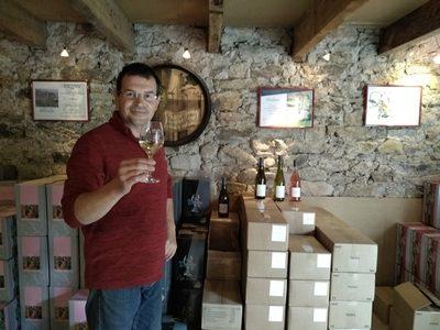 domaine haut coin vignerons agapes muscadetours 2019 le vignoble de nantes