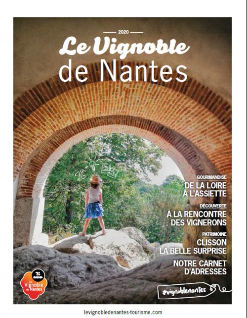 Guide touristique 2020 Le Vignoble de Nantes