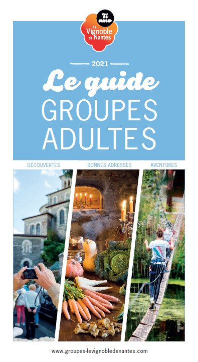Guide groupes 2021