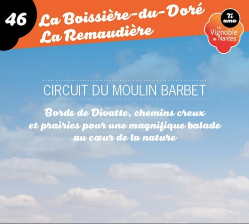Fiche circuit du Moulin Barbet