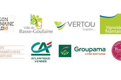 logos partenaires muscadetours 2021 le vignoble de nantes tourisme
