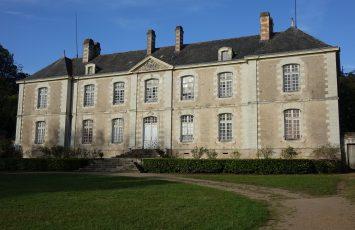 Visite du château de Rochefort. Journées Europééennes du Patrimoine