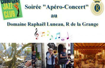 2019-landreau-domaineluneau-aperoconcertjazz-muscadetours2019-levignobledenantes