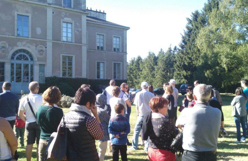 visite art et histoire chateau du cleray le vignoble de nantes