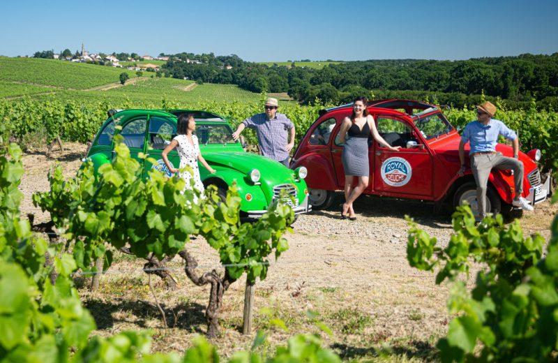 chateau-du-coing-Les 2 CV dans les vignes-st-fiacre-44