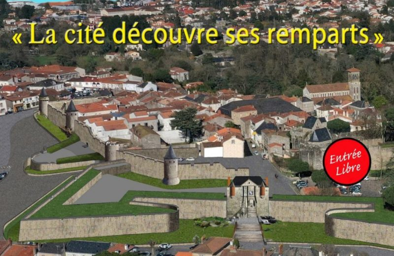 Affiche-CLISSON -ville-fortifiee