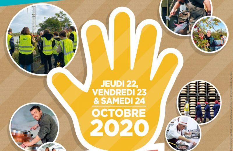 Affiche VNE JRVE 2020 levignobledenantes