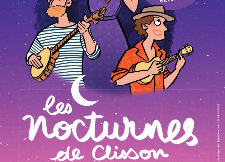 Affiche-Visuel-Les-Nocturnes-de-Clisson-2021