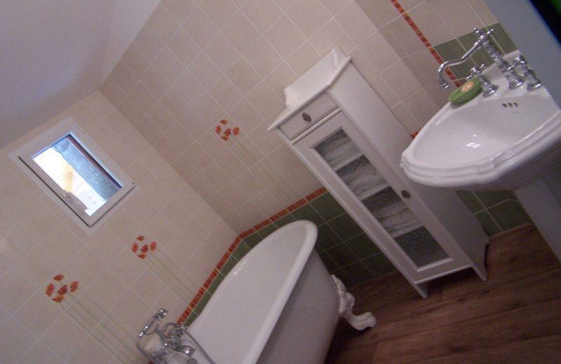 Chambre à Mouton, Chambre avec sanitaire privatif, WC séparé