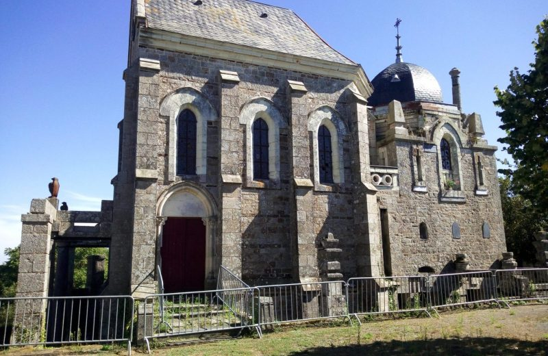 Chapelle Garreau Remouillé ©PVN