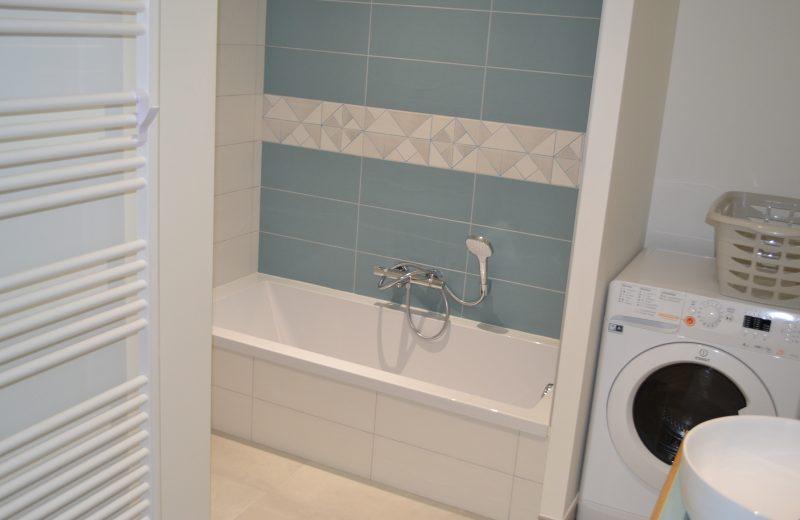 Salle de bain / douche Rdc