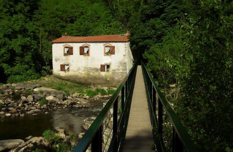 GRP Sèvre&Maine Moulin et passerelle de Reuzard