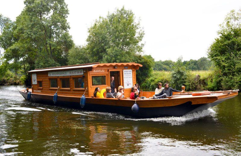 PhotoCroisière bateaularagotière-levignobledenantes-tourisme