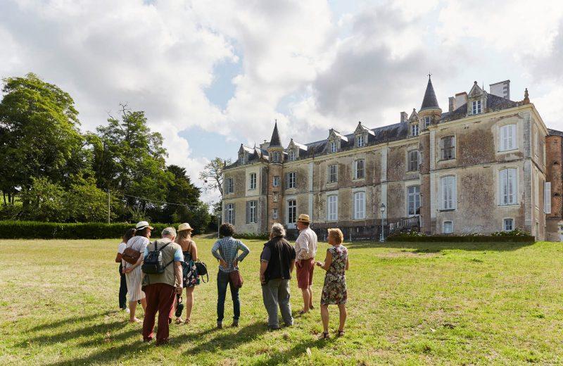 chateau-du-coing-Facade principale-st-fiacre-44