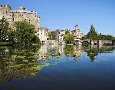 Un rallye touristique pour découvrir la ville de Clisson et son architecture étonnante