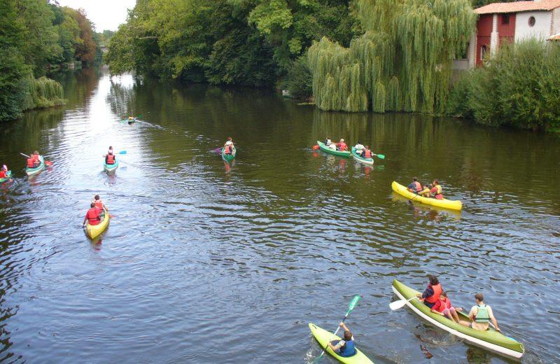canoes à clisson