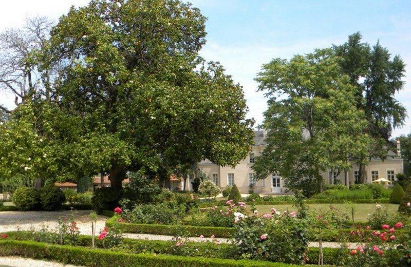 journee magnolias office tourisme vignoble nant- Chateau de l'Aulnay – Vertou – 2011