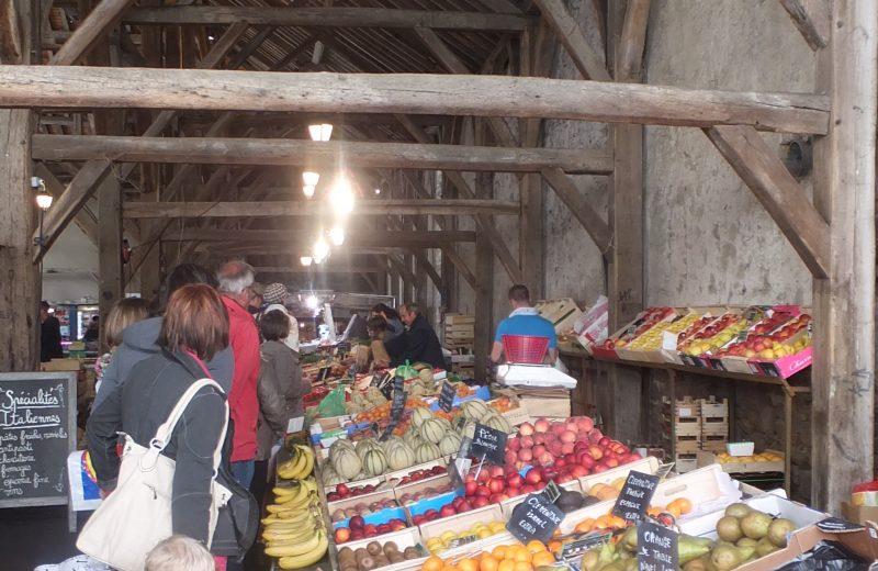marché de Clisson
