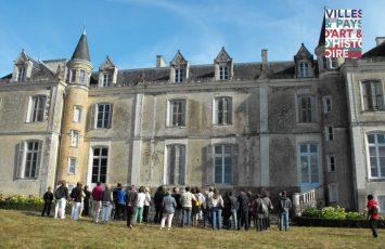 visite art et histoire chateaux du coing ou le cleray le vignoble de nantes