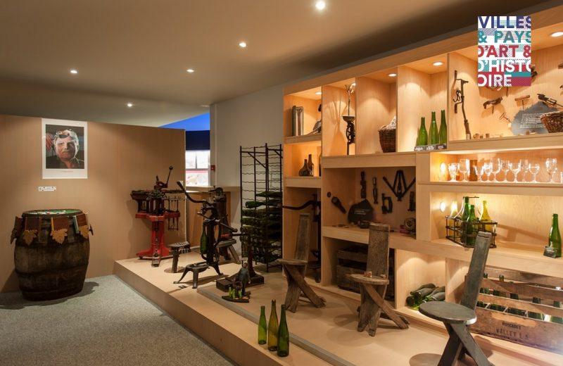 visite art et histoire visite du musee du vignoble nantais